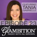 Tania-Gabrielle-Glambition-Radio-300x300