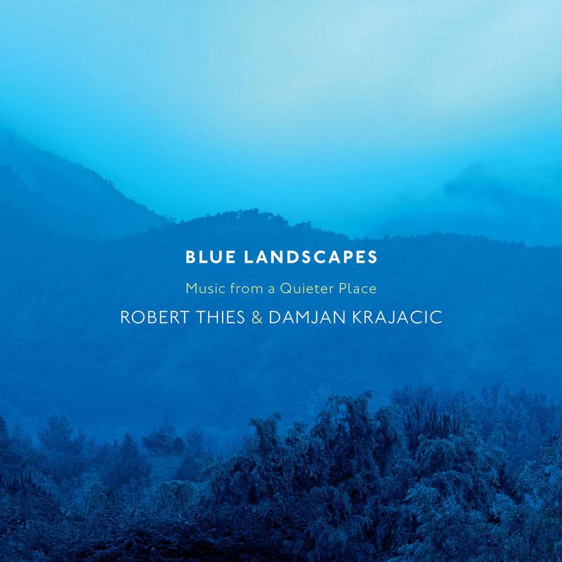 Blue Landscapes - albumart-800x800