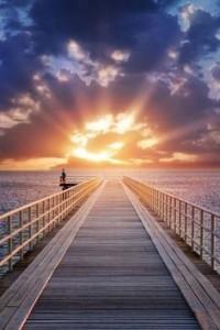 path to joy