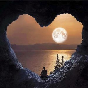 Heart Full Moon pic