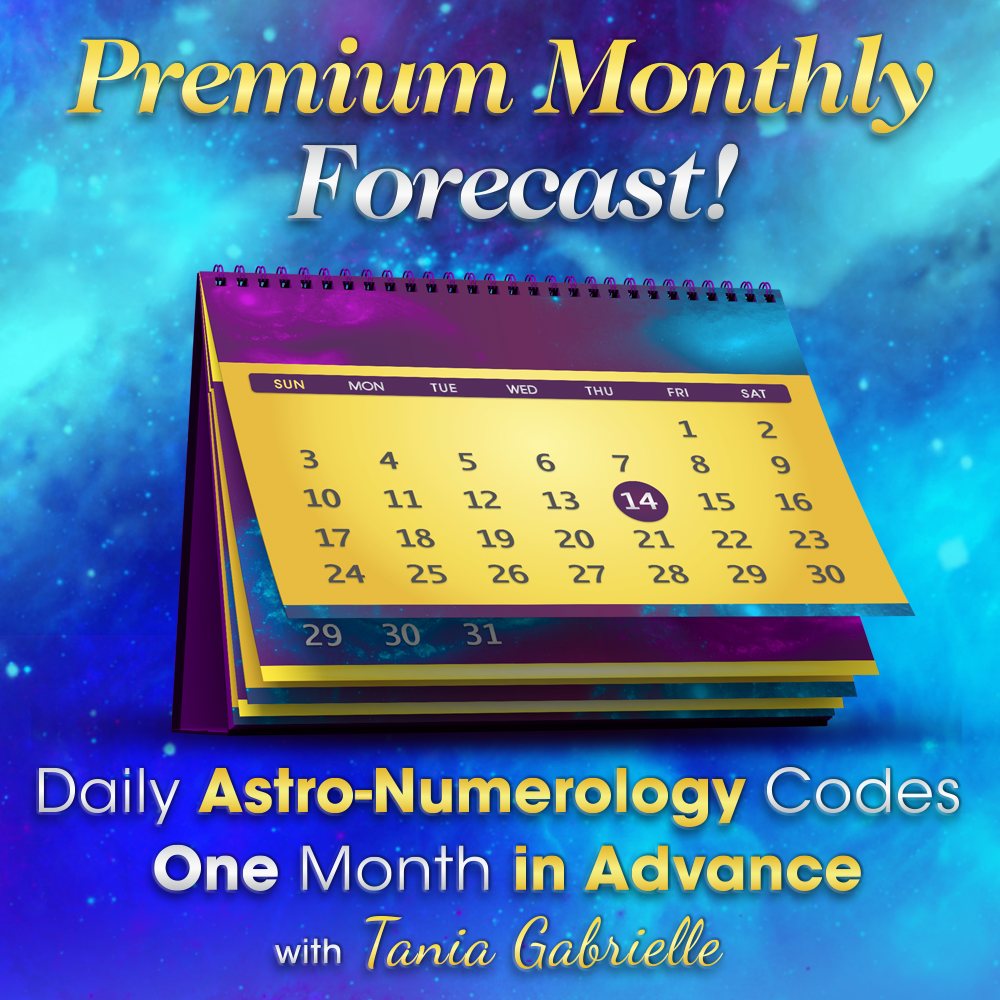 Premium Monthly Forecast